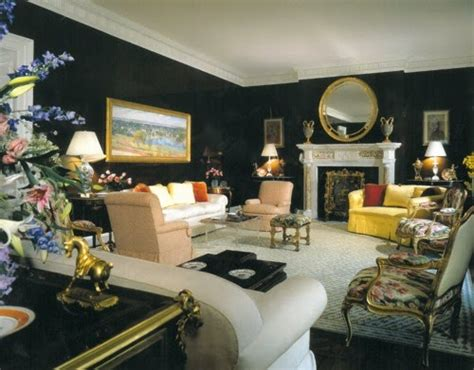 margy s musings bight colored rooms and walls eye for design decorating black rooms with brightly