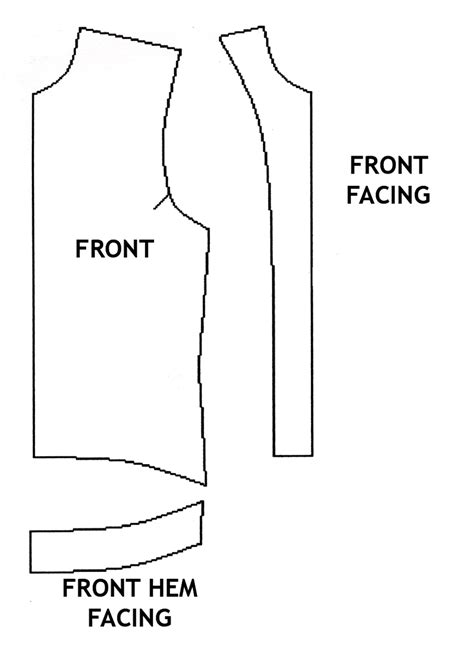 pattern grading for men s clothes pdf sewing instructions for men s suit style jacket fashion