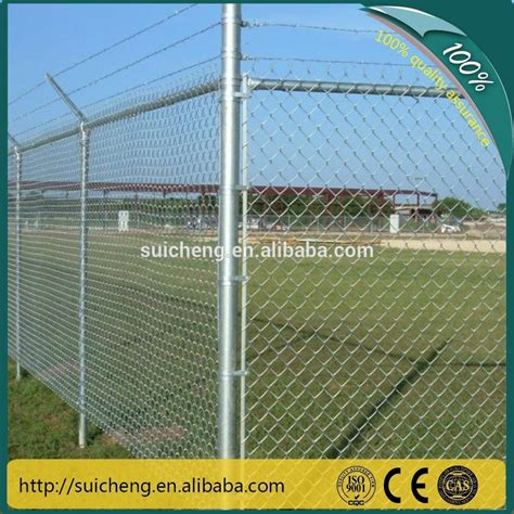 popular chain link fence gates prices for sports
