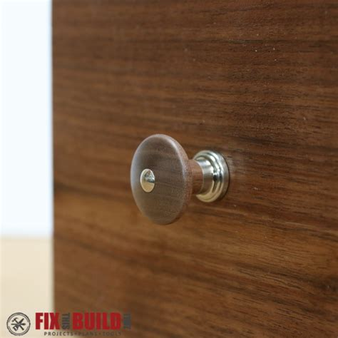 wooden kitchen cabinet knobs turn custom wooden cabinet knobs on a lathe fixthisbuildthat