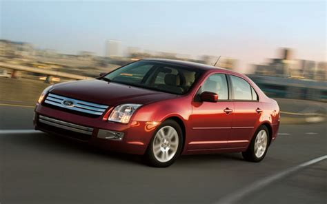 2009 ford fusion sel 2 3l specifications the car guide