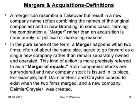 Combining Mba And Politics by Mergers Acquisitions For Mba