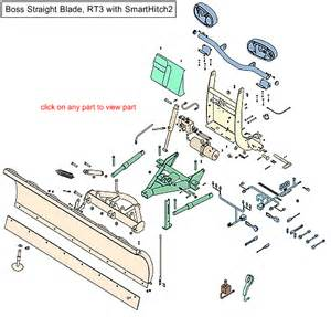 blade rt3 smarthitch2 diagram snow plow parts