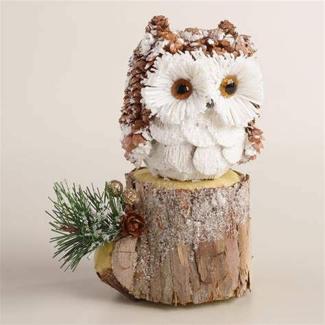 Tippytoe Crafts Pine Cone Snowy Owls - 101 best images about pine cone on crafts owl