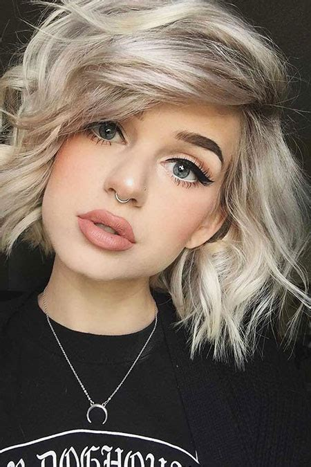haircuts cute bangs 20 cute bob haircuts 2017 bob hairstyles 2017 short