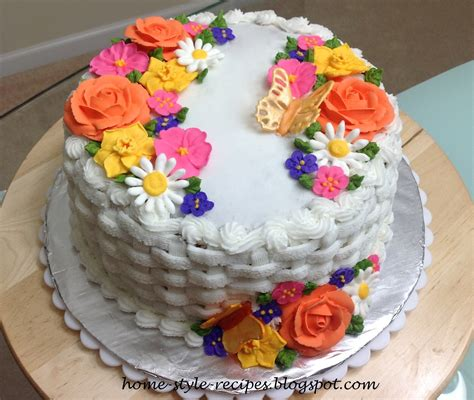 design flower cake wilton course 2 cake ideas on pinterest brush embroidery