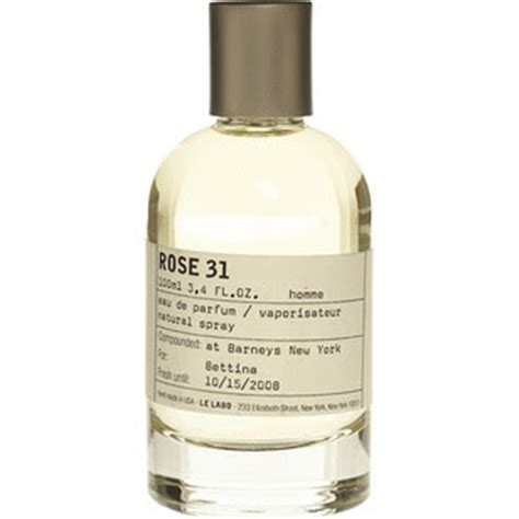 Le Labo Vial 31 the fragrance guru s lair my scent of the day le labo s 31
