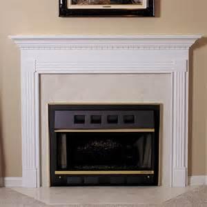 Fireplace Mantel Surround Glacier Fireplace Mantel Custom Size