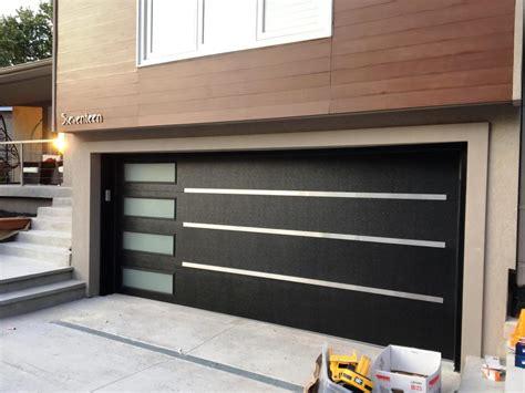 modern garage doors automated lift schmidt gallery