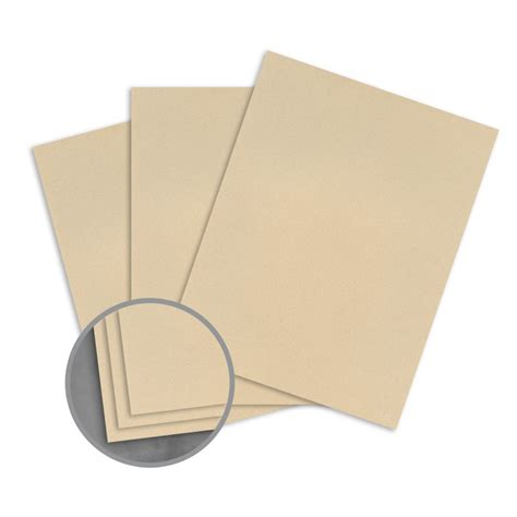 card paper stock sandstone paper 8 1 2 x 11 in 70 lb text smooth 100