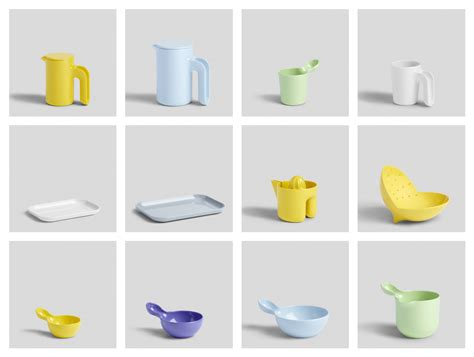Designer Kitchen Ware by Ole Jensen Kitchen Tableware Simple Not Silly Table