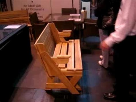 folding bench picnic table plans free woodguide folding table wood plans