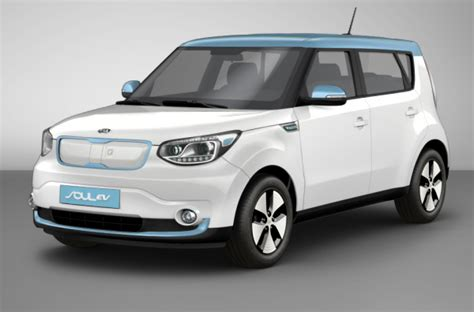 Kia Soul Pearl White Kia Soul Ev 2016 Couleurs Colors