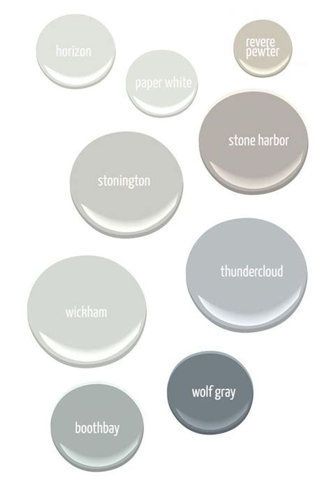 bm silver gray gray paint colors from benjamin moore horizon paper