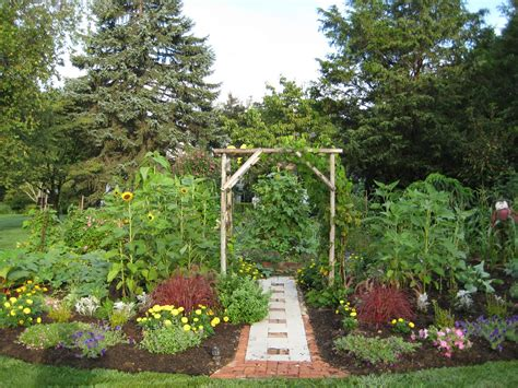 Master Gardeners Of Rockland Edible Gardening Ornamental Vegetable Garden Design