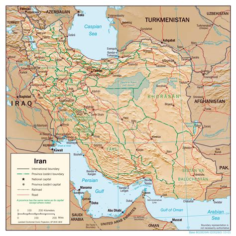 map of iran with cities large detailed political map of iran with relief major