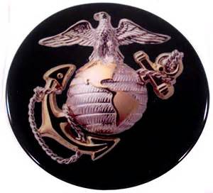 Marine Corps Window Decal Premium Usmc Us Marine Corps Custom Gloss Decal For Car