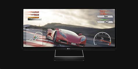 Monitor Lg Ultra Wide lg 34um67 freesync ultra wide 21 9 monitor specs teased gamersnexus gaming pc builds