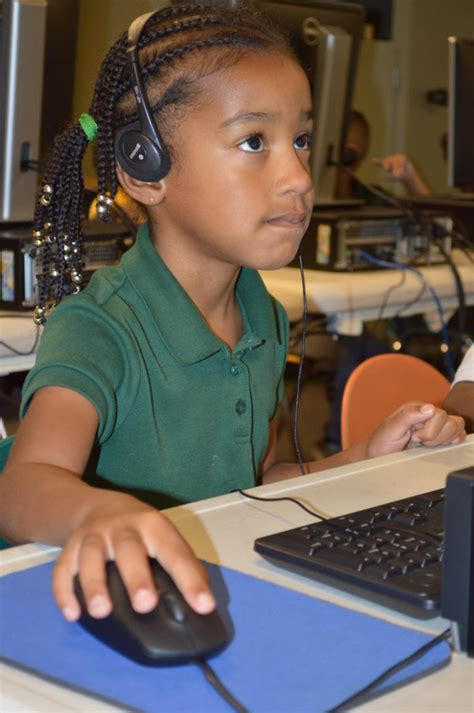 katherine johnson technology magnet academy desoto isd awarded 100k technology grant focus daily news