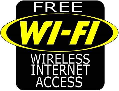 free wi fi get free internet on american delta and free wifi signs clipart best