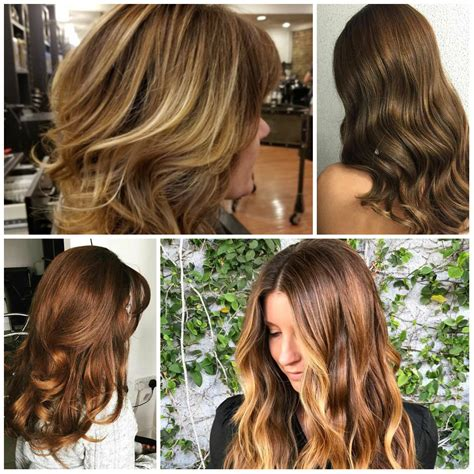 brown and hair color best hair color ideas trends in 2017 2018