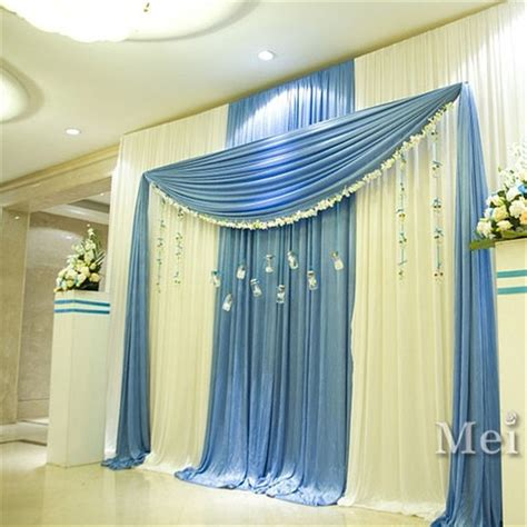 Online Get Cheap Stage Curtain Design Aliexpress Com