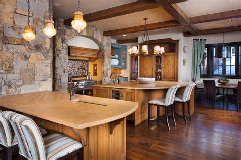 lodge kitchen photos hgtv