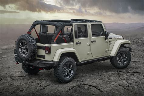 Jeep Nitro Jeep Adds Wrangler Rubicon Recon Edition Dodge Nitro Forum