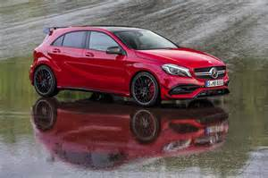 2016 mercedes amg a45 has 381 hp takes the crown