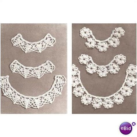 pattern crochet lace collar crochet collar patterns free patterns
