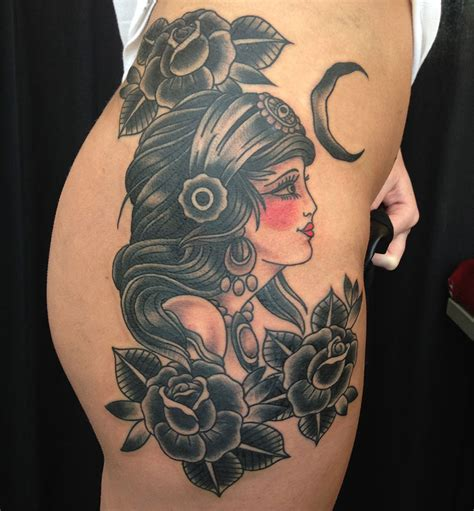 gypsy rose tattoos tattoos designs ideas and meaning tattoos for you