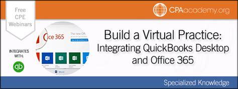 Office 365 Quickbooks Cpa Academy