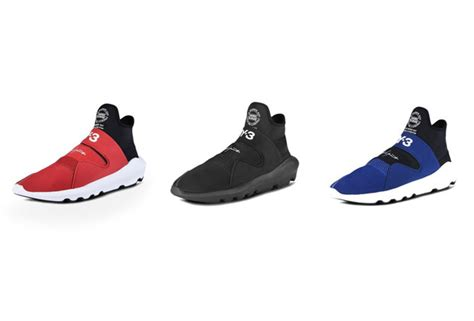 Y3 Yohji Yamamoto Suberou adidas y 3 quot suberou quot sneakers magazine
