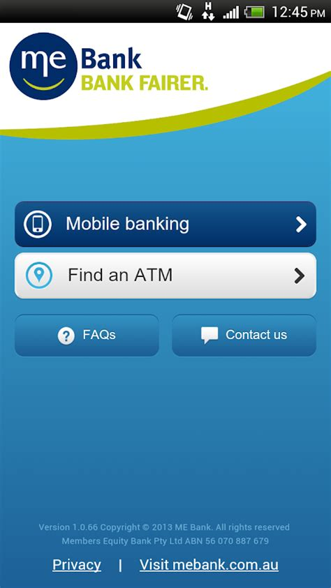 me bank me bank android apps on play