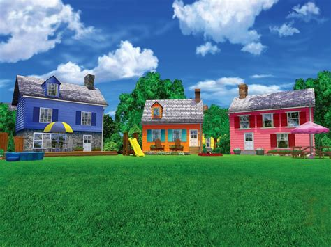 Backyardigans Backyard Backyard The Backyardigans Wiki Fandom Powered By Wikia