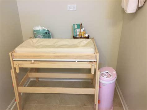 Compact Changing Table Compact Changing Table Pad Designer Tables Reference