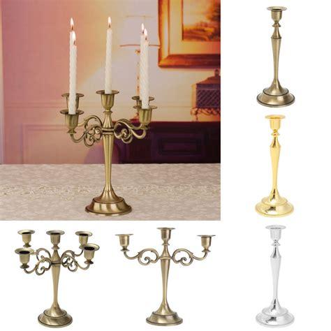1 3 5 arm candelabra wedding centerpiece table decor