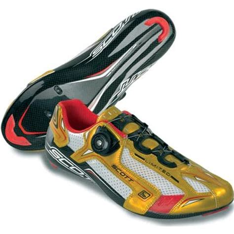road bike and shoes road limited shoes cycling shoes