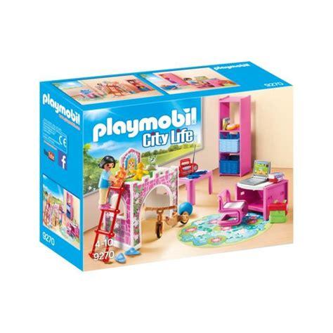 playmobil chambre enfant cuisine playmobil achat vente jeux et jouets pas chers
