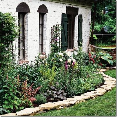 78 ideas about rock flower beds on landscaping borders flower beds and flower bed