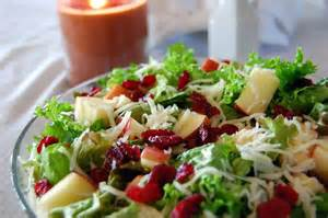 christmas salad recipes pinterest