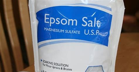 Heavy Metal Detox Epsom Salt Bath by Importance Of Epsom Salt Baths They Are Wonderful In