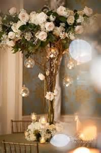 wedding centerpieces with branches and lights 25 best ideas about hanging tea lights on