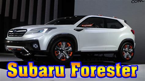 All New Subaru Forester 2018 by 2018 Subaru Forester 2018 Subaru Forester Xt 2018