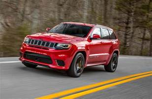 Jeep Grand Charokee Jeep Grand Trackhawk Coming To Australia