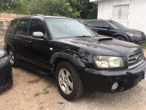 subaru forester 2003 for sale 2003 subaru forester for sale in st catherine for 680 000