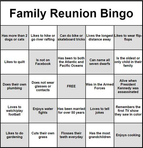 human bingo template human bingo template