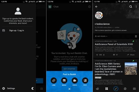themes beta android reddit 3 0 beta for android brings amoled night mode