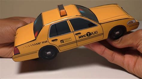 Patrol Car Paper Craft car papercraft www pixshark images galleries with a bite