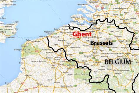 belgium in map wanderlust reading list belgium free for all